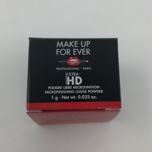 [Make-Up For Ever MUFE] Ultra HD Microfinishing